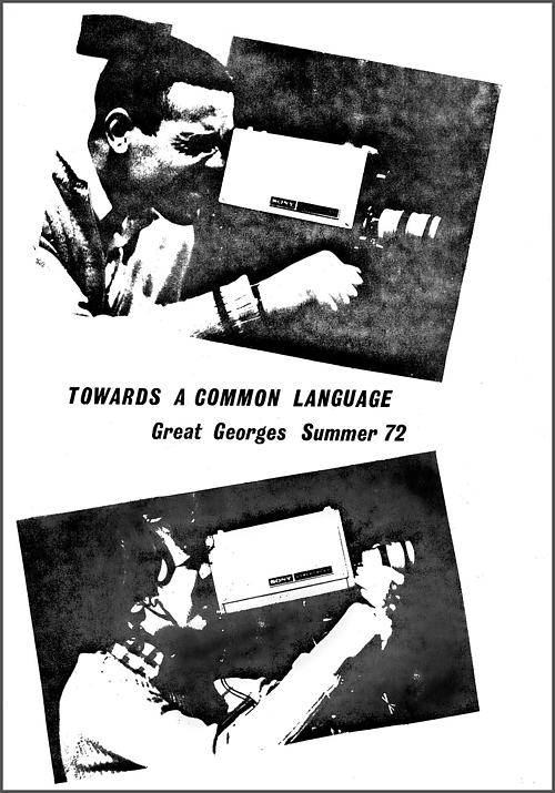 Cover of Ttowards A Common Language